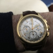 One I've wanted for many years – Zenith El Primero in 18k gold