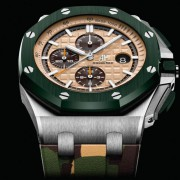 SIHH 2018: Audemars Piguet Royal Oak Offshore Ceramic Bezel Chronograph