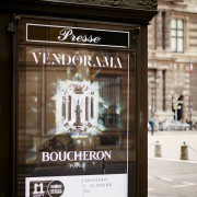 Boucheron celebrates 160 years with Vendôrama Exhibition at La Monnaie de Paris (Jan 12-18)