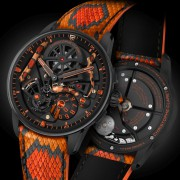 Christophe Claret Maestro Mamba and Pantherophis