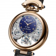 Introducing the Edouard Bovet Tourbillon 10 Day Triple Timezone