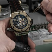 Geneva Days 2018: Hublot Ferrari Unico Magic Gold Big Bang