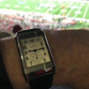 Jaeger-LeCoultre Grande Reverso 976 at the Sugar Bowl