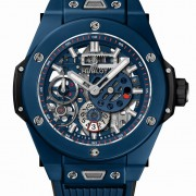 Geneva Days 2018: Hublot Big Bang Meca-10 Blue Ceramic