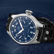 SIHH 2018: IWC Big Pilot Annual Calendar 150 Years Edition