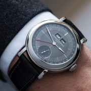 SIHH 2018: Laurent Ferrier Galet Annual Calendar School Piece