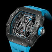 SIHH 2018: Richard Mille Tourbillon RM53-01 Pablo Mac Donough