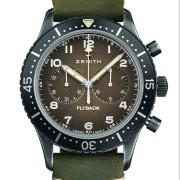Geneva Days: Zenith Pilot Cronometro Tipo CP-2 Flyback