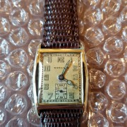 First vintage post – my great grandfather's 1931 Hamilton Captain Rice