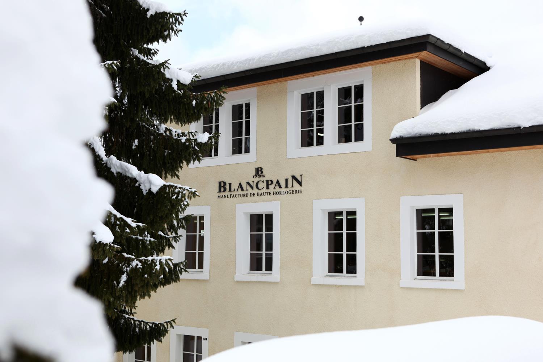 Blancpain-manufactory, Blancpain Vallée de Joux, Blancpain Vallee de Joux, Blancpain factory tour