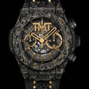 Mayweather and Hublot: At it again – Hublot BB Unico TMT