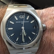 Girard-Perregaux Laureato – this one has been on my radar