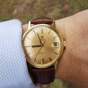 A serendipitous incoming – vintage Omega Geneve ref. 166.070 cal. 565