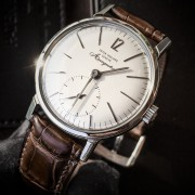 A photo session with the Patek Philippe 3417 Amagnetic