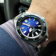 Seiko Diver PADI SPB071 / SBDC055: The Cure for the Common Dive Watch