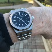 Walter Kross: Singing the Praises of Audemars Piguet North America