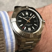 A Sneak Peek at the upcoming Breitling Colt Chronometer