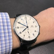 My Visit to the IWC NYC Boutique & IWC Jubilee Collection