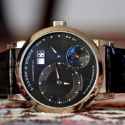 A few shots of my A. Lange & Söhne Lange 1 Moonphase L1 MP
