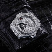Baselworld 2018 Unique Piece: Hublot Croco High Jewellery Tourbillion