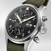 Introducing the IWC Pilot Watch Chronograph Ref. 377724