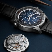 Introducing the Jaeger-LeCoultre Polaris Geographic World Timer BE