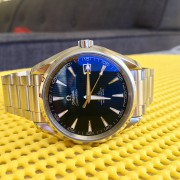Seattle Service Center – successful repair conclusion of my Omega Aqua Terra