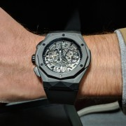 Basel 2018: Up close with the Hublot Novelties