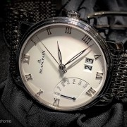 Hands-on with the Blancpain novelties: the Villeret timepieces