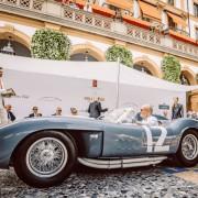 1958 Ferrari 335 Sport – Winner of the Concorso d'Eleganza Villa d'Este & Lange 1 Timezone