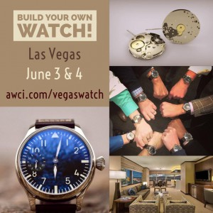 Build a Watch with AWCI @ Vdara Hotel & Spa | Las Vegas | Nevada | United States