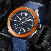 Introducing the Alpina Seastrong Diver GMT