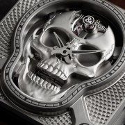 Introducing the Bell & Ross BR01 Laughing Skull with in-house Caliber BR-CAL.206