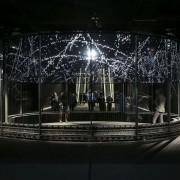 Audemars Piguet's 4th Art Commission, HALO, at Art Basel