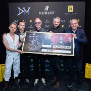 Hublot, Depeche Mode and Charity Water: $1.7M = Clean water for 80,000 people in need