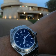 Scottsdale with an IWC Ingenieur and Pittsburgh with an IWC Pilot