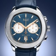 Introducing the Piaget Polo S for Bucherer Blue Editions