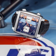 Introducing the TAG Heuer Monaco Gulf Special Edition 50th Anniversary