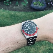Any TZ Tudor enthusiasts lucky enough to score one of the new 2018 GMTs yet?