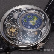 A day with Bovet – Shooting Star, Astérium & Grand Récital