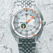 "Introducing the Doxa SUB 300 Searambler ""Silver Lung"""