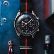 Introducing the Omega Speedmaster Ultraman