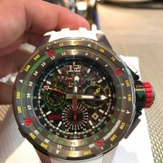 Another meeting with Richard Mille team & RM-60-01 review