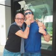 Yo Adrian! Introducing the Richard Mille RM 25-01 Tourbillon Adventure Sylvester Stallone