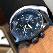 Hands-on: Blancpain Bathyscaphe Bucherer Blue Edition