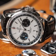 Introducing the Breitling Premier Collection