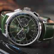 Introducing the Breitling Premier B01 Chrono 42 Bentley British Racing Green