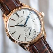 Introducing the Grönefeld 1941 Principia, the first Grönefeld automatic timepiece