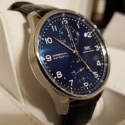 Landed – IWC Portugieser Chronograph Edition 150 Years Ref. 3716 & first impressions