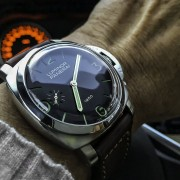 The Magnificent Duo – Panerai PAM127 Fiddy & PAM217 Destro MM
